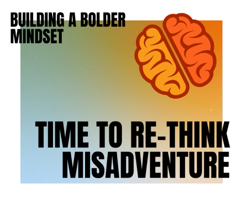 Time to re-think misadventure